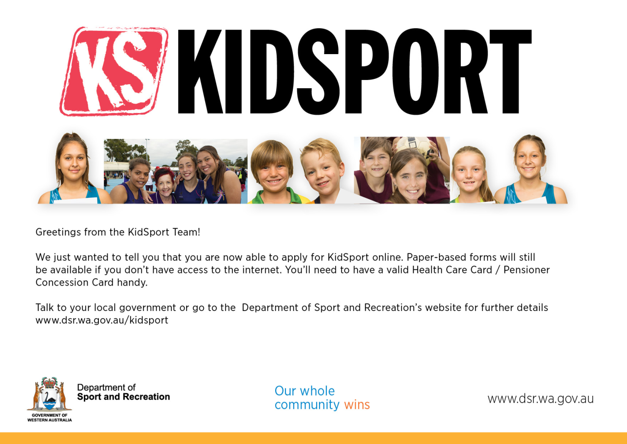 KidSport Flyer