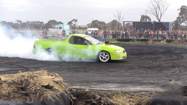 Wagin Burnouts